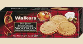 Walkers Shortbread Ingwer